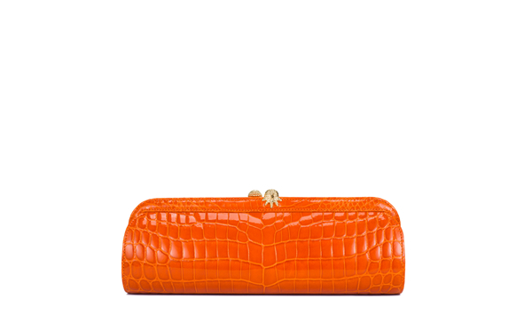 KWANPEN Elenco Clutch 1389 经典宴会包 - Orange